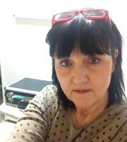 Veronika Lange, zuständig für das Fahrschulbüro