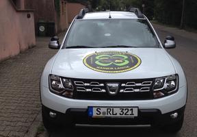 Ausbildungsfahrzeug für die Kl. B
